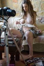 Selfie Session Featuring Stella Cox-05