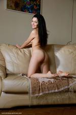 Bridgette Shows Her Round Ass-03