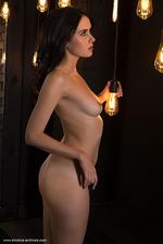 Mona Posing Naked-08