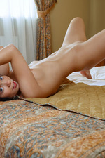 Marla Spreads In The Bedroom-13