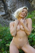 Naked outdoor erotica by femjoy.com-06