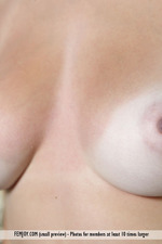 Busty Niemira Is Nude In The Forest-15