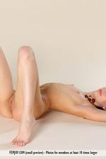 Naked Black Haired Girl Joanna-11