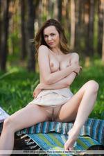 Sweet Nasita Is Naked Outdoors-05