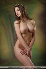 Karla Reveals Her Big Boobs-10