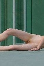 Naked Busty Teen Susann-11