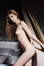 Naked Emma Shows Her Gian Nipples-14