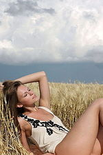 Teen Nudity Under The Blue Sky-00