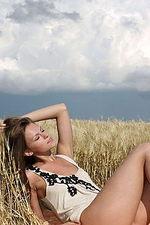 Teen Nudity Under The Blue Sky-00