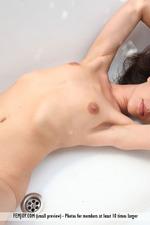 Naked Adorable Lorena Having Fun Outdoor-10