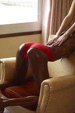 Ebony pussy massage-05