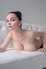 Eugenia Posing In Stockings-06