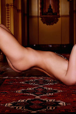 Naked Redhead Babe Gabi-14