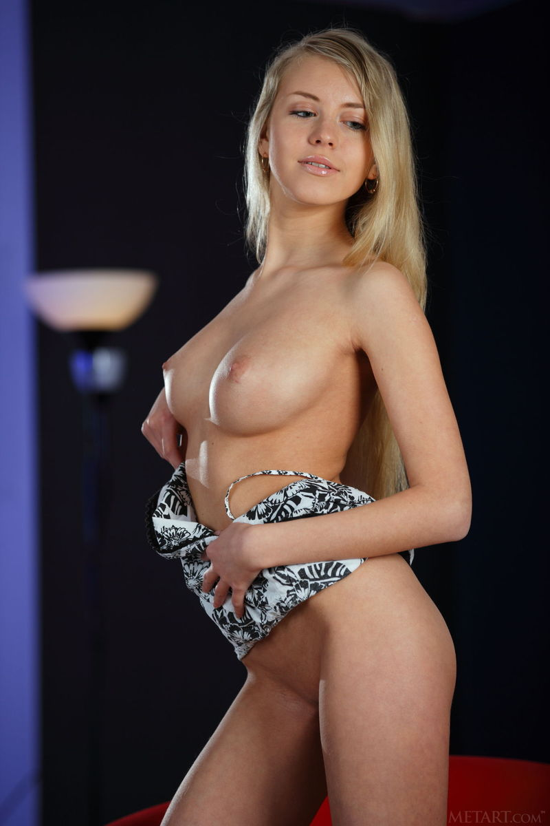 Blond Teen And Her 103