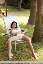 Lucy Li Enjoys Shows Her Huge Boobs-00