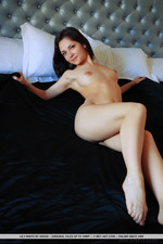 Lily White Is Naked In The Bedroom-12