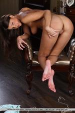 Sweet Naked Melena-17