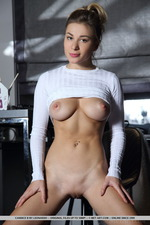 Sexy Naked Candice-10