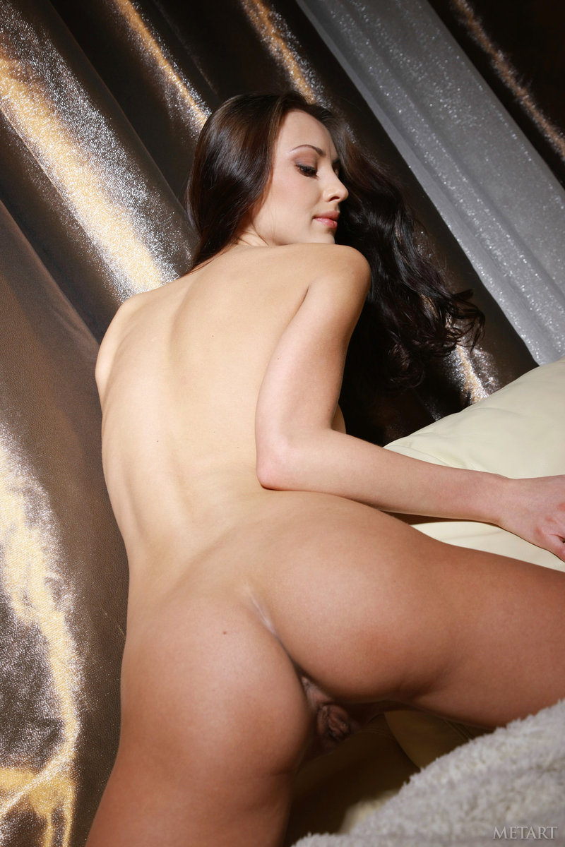 naked brunette girl anna spreads - free gallerymet-art