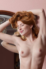 Teen redhead undressing for us-05