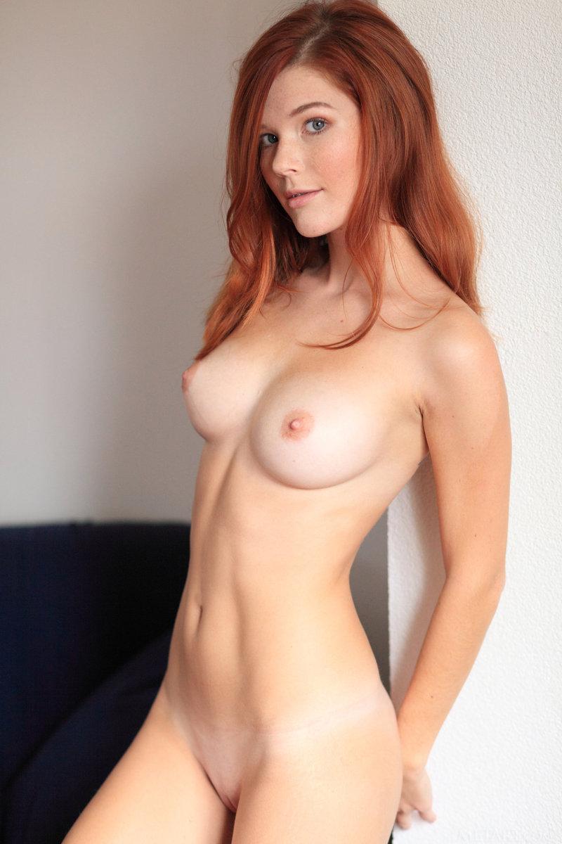 Sexiest redhead model
