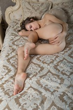 Gracie Playing With Her Hot Pussy-11