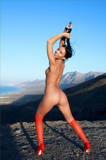 Teen Nudity At The Mountains-01