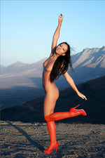 Teen Nudity At The Mountains-11