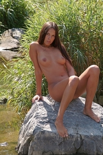 Zuzana Outside Nudity-06