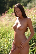 Zuzana Outside Nudity-15