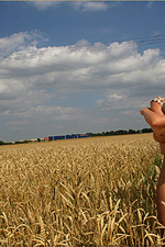 Nudity In The Cornfield-10