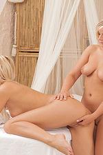 Miela having lesbian sex-14