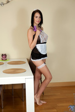 Adorable Horny French Maid-08