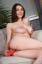 Playful Clary Shows Her Big Tits-03