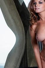 Busty model Amber-03