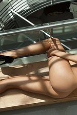 Busty Christina-09