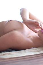 Kyndra takes off her sexy bikini-19