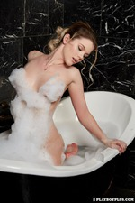Ora Young Takes A Hot Bath-08