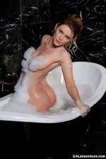 Ora Young Takes A Hot Bath-09