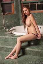 Mary Jane Takes A Hot Bath-05