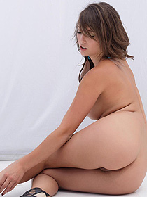 Naked babe Malena Morgan
