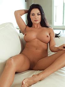 Elana Posing For Playboy