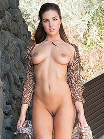 Jessica Ashley Is A Sexy Playboy Model