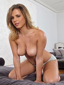 Busty Keisha Grey