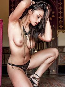 Sexy Model Clare Richard