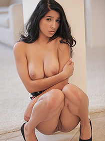 Megan Salinas And Her Mighty Big Boobs