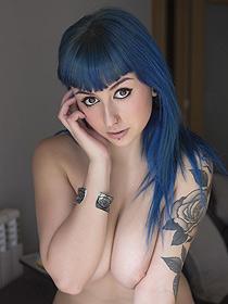 Busty Tattooed Sejmet