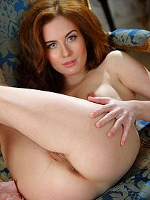 Redhead Girl Asel