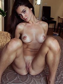 Damn Sexy Brunette Girl