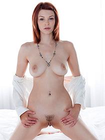 Busty Redhead Bree